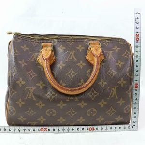 Louis Vuitton Bags - Auth Louis Vuitton Speedy 25 Hand Bag #1402L17